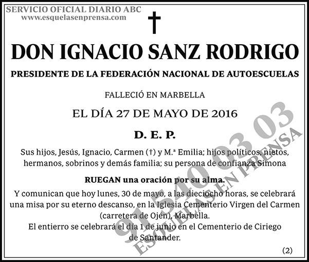 Ignacio Sanz Rodrigo